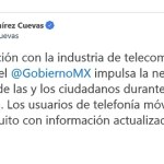 sms jesus - El gobierno lanzará mensajes vía SMS sobre Covid