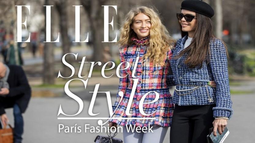 1586097231 maxresdefault - Street Style París Fashion Week: las tendencias del otoño-invierno 2020/2021| Elle España