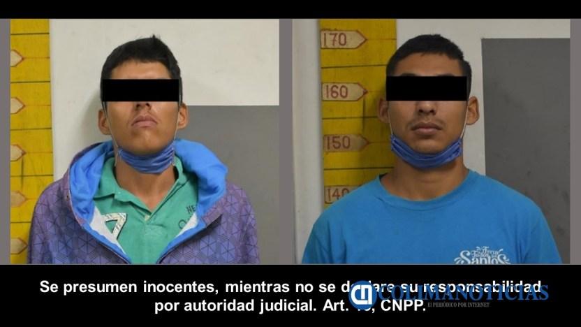 FOTO ROBO - Robaron a mano armada en un Kiosko en Colima; los vincularon a proceso
