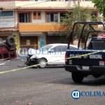 Volcadura jeep en Rey Coliman - Deja un muerto y cinco lesionados accidente en avenida Rey Coliman