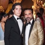 """alex ale - """"No sabes si andar con el padre o con el hijo"""": Alejandro Fernández y su primogénito despertaron pasiones"""