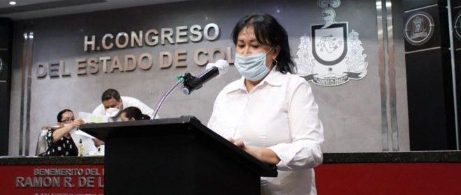 araceliGM 660x330 - Congreso exhorta al Gobernador a cesar despidos durante contingencia y a reinstalar a los despedidos – Archivo Digital Colima
