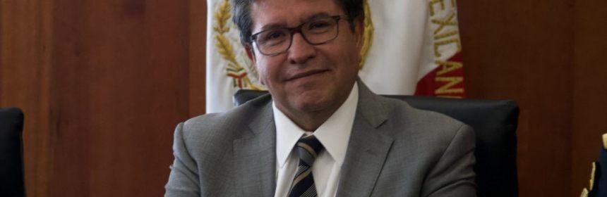monreal 1 - Ricardo Monreal prevé que la Comisión Permanente del Senado se instale el próximo 30 de abril
