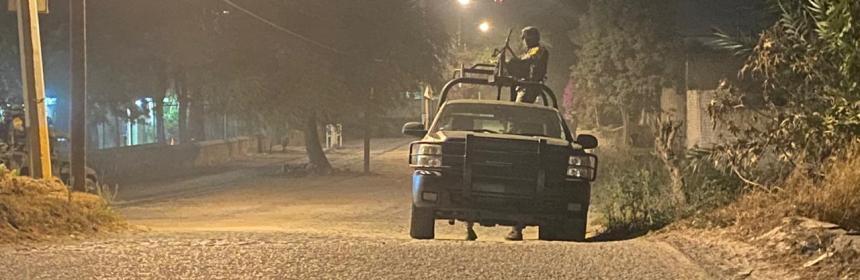 operativo - Operativo en una casa de seguridad en Jalisco deja dos muertos y seis heridos