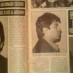 oton - Fallece Othón Cortés, acusado de disparar contra Luis Donaldo Colosio