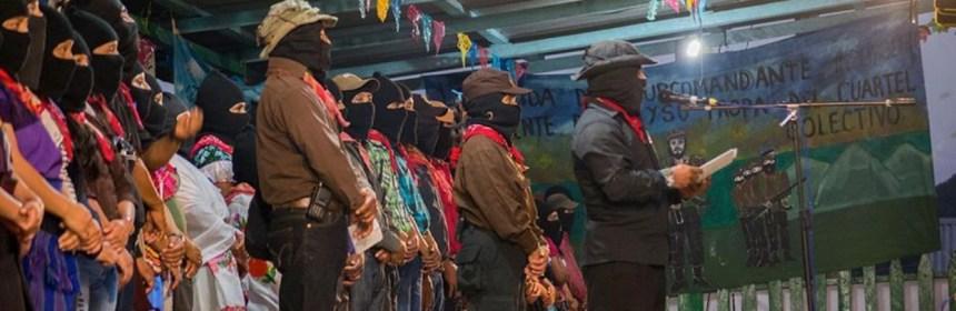 tacho - EZLN avala cuarentenas a migrantes que regresan a comunidades de base