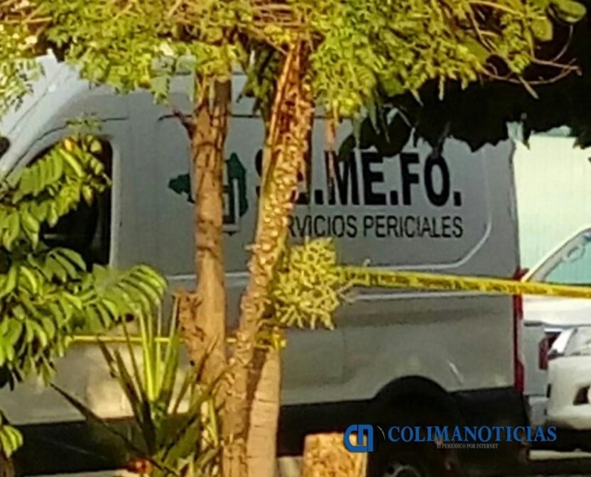 SEMEFO Manzanillo - Acribillan a un hombre en la delegación de Salagua