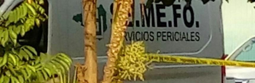 SEMEFO Manzanillo - Asesinan a un hombre en el crucero de Minatitlán