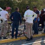 WhatsApp Image 2020 05 04 at 8.47.20 PM 550x330 - Menor grave tras accidente en el ingreso a Tecomán, hay tres lesionados más – Archivo Digital Colima