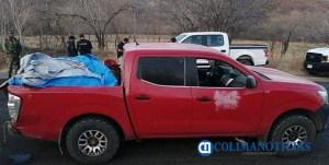 camioneta con 12 cuerpos - Doce hombres aparecen muertos en una camioneta abandonada en Huetamo