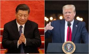 """china estados unidos guerra fria - Fuerzas de EU quieren provocar una nueva """"guerra fría"""", advierte China"""
