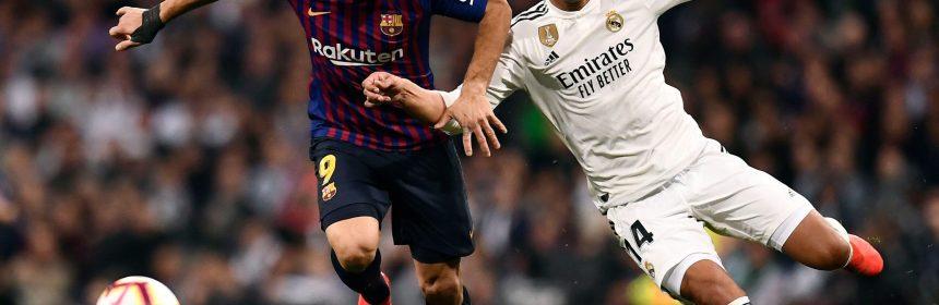 """clasico1 1217 getty.jpgquality80stripall scaled - Barcelona o Real Madrid: ¿Quién ganará la """"Liga Maldita""""?"""