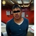 detenido metro - Hombre agrede a policías que le pidieron usar cubrebocas en el Metro