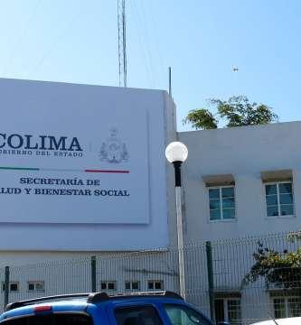 edificio secretaria salud 01 - No hay intoxicaciones en Colima por alcohol adulterado: Salud