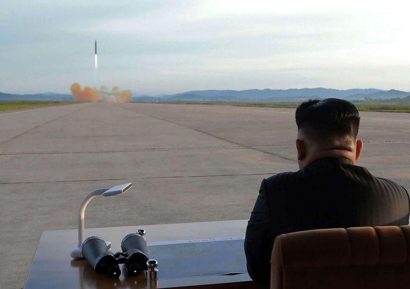 gettyimages 851817428 01.jpgquality80stripall - Estados Unidos acusa a grupo de chinos y norcoreanos por desviar fondos al programa nuclear de Pyongyang
