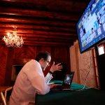 gobernadorcolima reunion - Reactivación de la economía será gradual: Gobernador