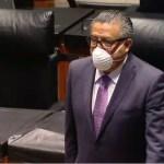 horacio aduanas protesta - Senado ratifica a Horacio Duarte como titular de la Administración de Aduanas del SAT