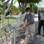 jardin pc covid 4 - 38 positivos y 7 fallecimientos por COVID-19 en Colima: Salud estatal