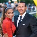 jlo arod.jpgfit720405 - ¿Quién sabe hasta cuándo? La boda de Jennifer Lopez y Alex Rodríguez fue pospuesta hasta nuevo aviso