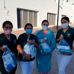 pasantesucol - UdeC prioriza seguridad de sus pasantes en el área de la salud, en Manzanillo