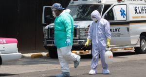 personal salud - Trabajadores de la salud llaman a una marcha el 1 de julio por la falta de equipo e insumos médicos