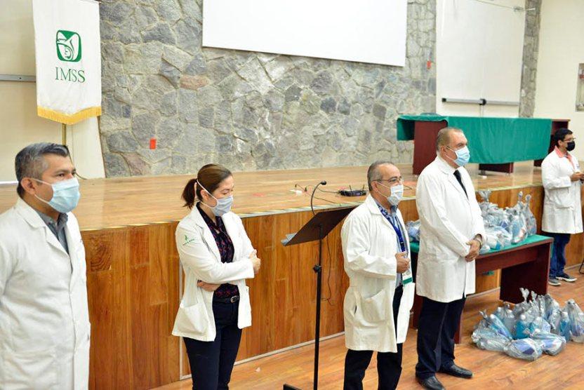 ucolmedico - Continúa protegiendo UdeC salud de sus pasantes de Medicina