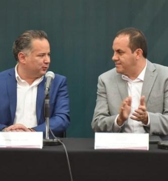Santiago Nieto - Cuauhtémoc Blanco se deslinda de investigaciones de UIF y FGR contra sus colaboradores