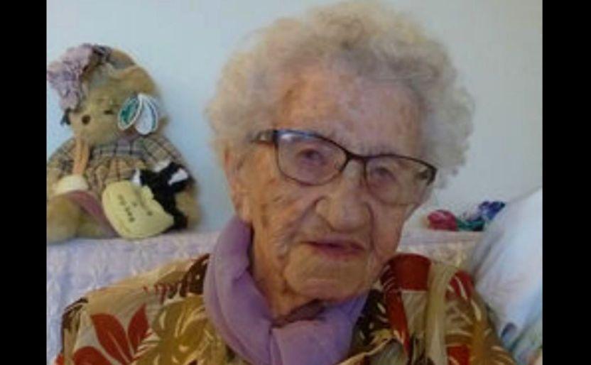 Schaaf Fotor.jpgquality80stripall - Récord Guinness: Tenía 113 años de edad y era la inmigrante más vieja en EE.UU.