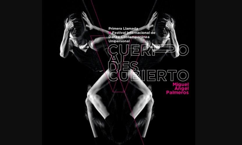 """danza - Festival """"Cuerpo al Descubierto"""" vía virtual"""