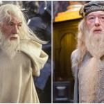 dumbledore gandalf - ¿Quién es mejor Gandalf o Dumbledore? El mago de El Señor de los anillos gana, estas son las razones