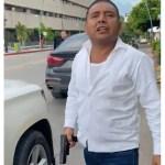 escolta gobernador - Detienen a escolta que disparó a expareja de la hija del gobernador de Chiapas