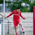 ez7ciwdumaay11o - El director deportivo del Bayer Leverkusen asegura tener interés en futbolistas mexicanos