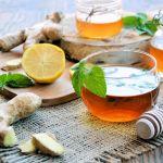 jengibre1 - Fortalece el sistema inmunológico a otro nivel con poderoso té de hierbas medicinales con jengibre