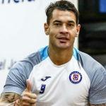 milton caraglio - Milton Caraglio, jugador del Cruz Azul, confirma que es positivo asintomático por COVID-19