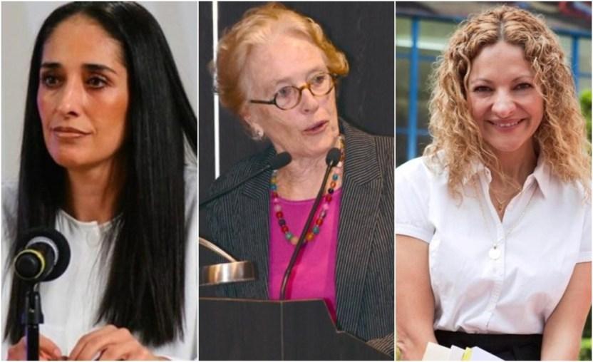 mujeres renuncias 4t - Por diferencias con el gobierno, tres mujeres se bajan de la 4T en la misma semana