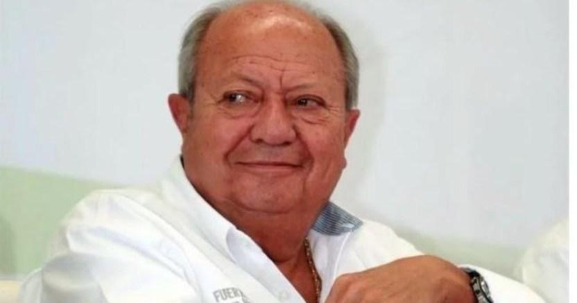 romero deschamps reforma crop1593547545626.jpg 673822677 - Reportan a Romero Deschamps con COVID-19 y grave