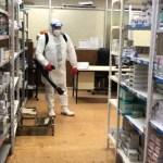 sanitizan hospital general de los mochis 1 crop1593113290880.jpg 673822677 - Sanitizan áreas del Hospital General de Los Mochis