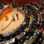 senado - Senado aprueba marco legal del T-MEC; paquete de reformas pasa a la Cámara de Diputados