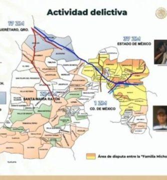 valle mexico delincuencia - En el Valle de México operan seis grupos delictivos, informa la Sedena