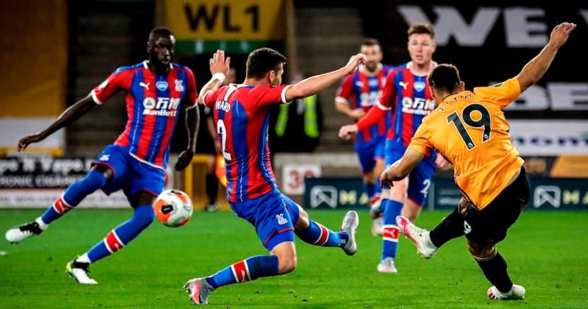 103dd3cf2c7b546718ba0e4ed4eb7b78f11b972c - Los Wolves, de Raúl Jiménez, derrotan 2-1 al Crystal Palace y están a un paso de la Liga Europa