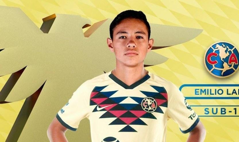 Emilio Lara 1 - América reporta dos contagios de coronavirus previo al inicio del torneo Guard1anes 2020