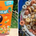 Froot Loops Tropical - Froot Loops se reinventó con nuevo sabor tropical. Piña, banana y mango son algunos de sus sabores