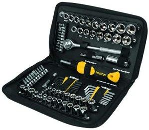 Pretul SET-85 Juego de herramienta, 85 piezas, Pretul
