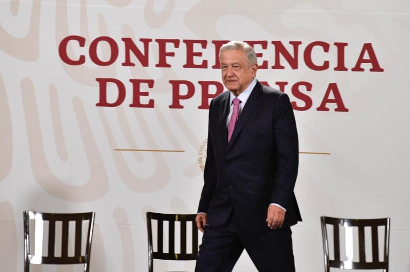 amlo fuero presidencial - La conferencia mañanera de AMLO (290720)