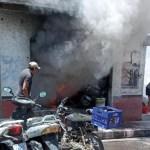 ataque celaya - Dos ataques con granadas en Celaya dejan cuatro personas muertas