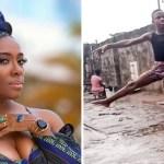 bailarin joven africano fade ogunro 5 - L'attivista pagherà per l'educazione completa del giovane ballerino africano. Danza a piedi nudi sotto la pioggia
