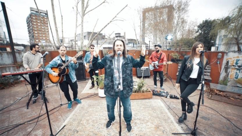 banda literal 2 - Rock optimista de Literal, banda argentina
