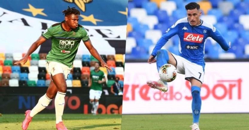 collage 3 crop1593709249995.jpg 673822677 - En vivo Atalanta vs Napoli | Serie A | Fecha 29 | Minuto a Minuto