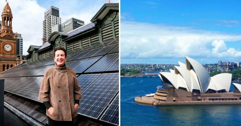 energias renovables sidney 3 - Centro de Sídney funciona 100% con energías renovables. Permitirá ahorrar $347.000 dólares al año