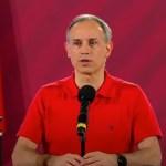 """lopez gatell infomedia - López-Gatell reprocha """"confrontación"""" e """"intriga"""" de los medios de comunicación"""